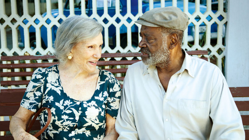 Bekanntschaften mit älteren damen