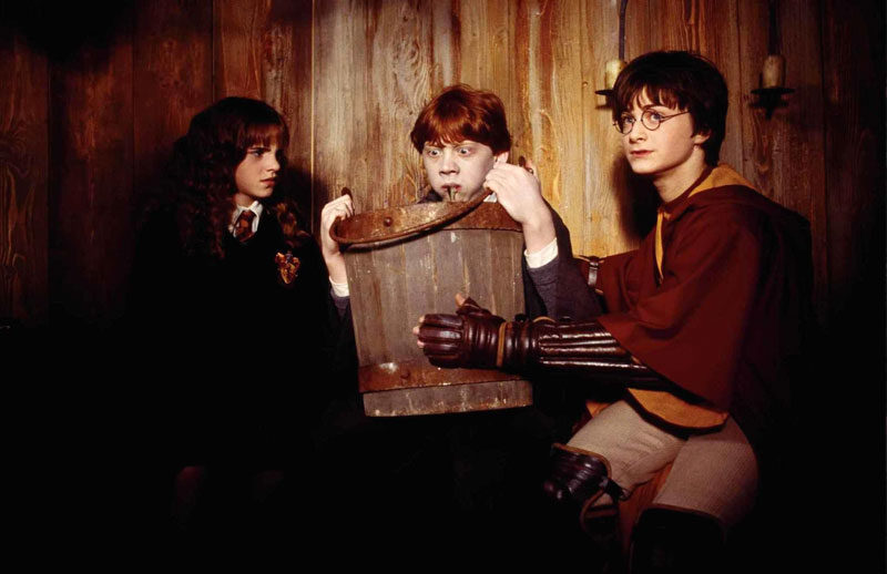 Harry Potter Und Die Kammer Des Schreckens Kinokalender Dresden