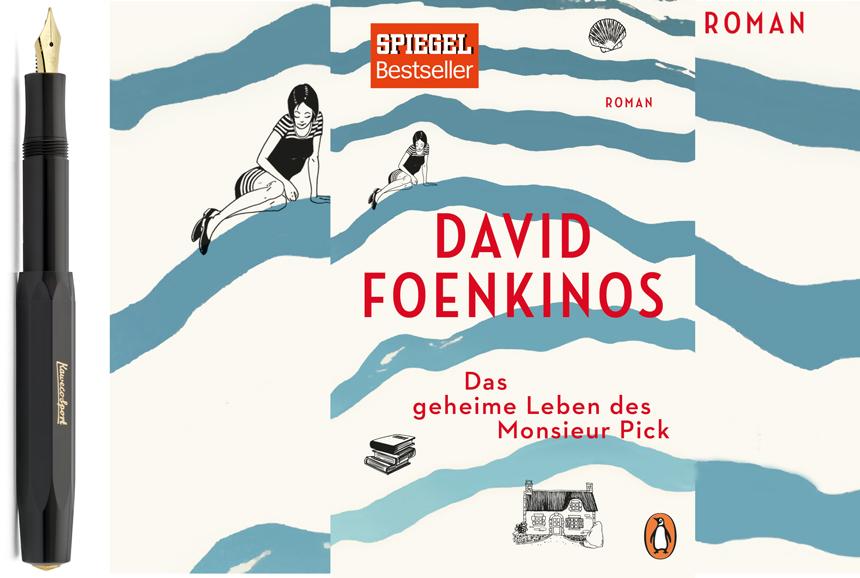 »Der Geheime Roman des Monsieur Pick«